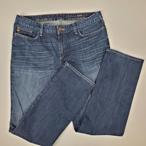 Eddie Bauer Curvy Fit Jeans